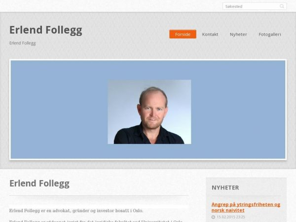 erlend-follegg.no